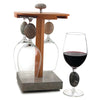 Pirouette Touchstone Wine Glass Holder with Wine Stone Wine Glass