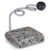 Encircle Granite Toothbrush Holder with Light Granite