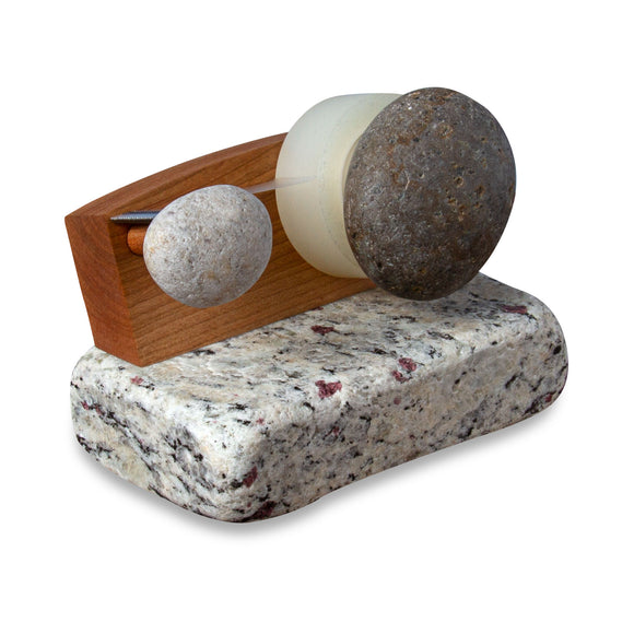 Fusion Reclaimed Granite Tape Dispenser