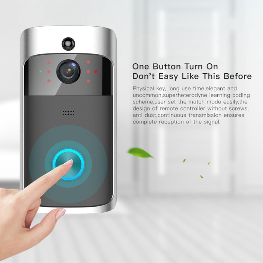 Smart WiFi Video Door Bell