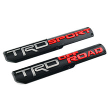 Load image into Gallery viewer, TRD Door Badge Emblems  | Off Road Or Sport |