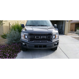 Ford F150 | Raptor Style Grille | 2018-2019