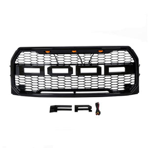 Ford F150 | Raptor Style Grille | 2015-2017