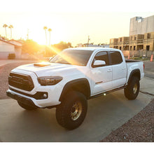 Load image into Gallery viewer, 2016-2020 Toyota Tacoma Headlights | Black Headlights | W/ DRL