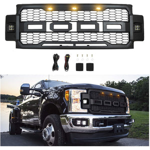 Ford F250 | Raptor Style Grille | 2017-2019