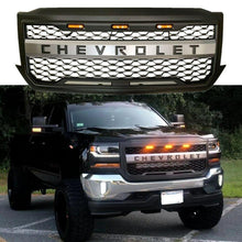 Load image into Gallery viewer, 2016-2018 Chevy Silverado | Raptor Style Grille