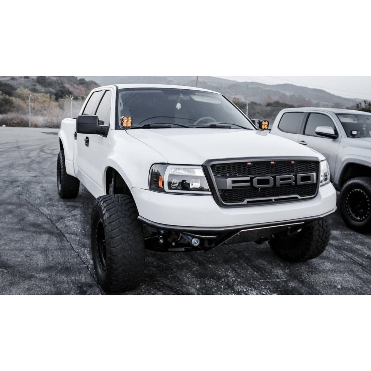 Grilles VZ4X4 Front Grill for Ford F150 2004 2005 2006 2007 2008 ...
