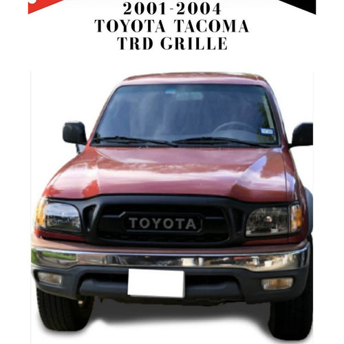 2001-2004 Toyota Tacoma | TRD Pro Style Grille