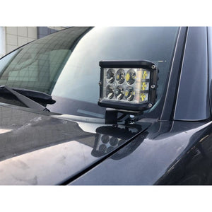 Toyota Tacoma Ditch Light Brackets | 2005-2020 Tacoma