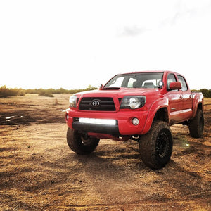Toyota Tacoma Black Headlights | 2005-2011 | All Models