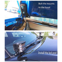 Load image into Gallery viewer, Toyota Tacoma Ditch Light Brackets | 2005-2020 Tacoma