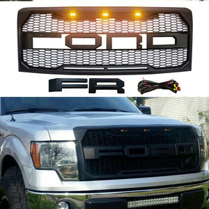 Ford F150 | Raptor Style Grille | 2009-2014