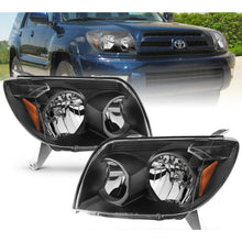 Load image into Gallery viewer, 2003-2005 Toyota 4Runner | Black Headlights