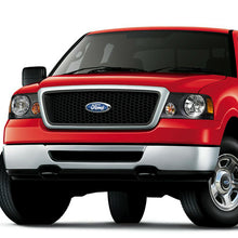 Load image into Gallery viewer, 2004-2008 Ford F150 Headlights | Black Headlights