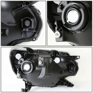 2012-2015 Toyota Tacoma Black Headlights | All Models
