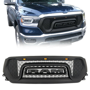 2019-2020 Dodge Ram | Rebel Style Grill