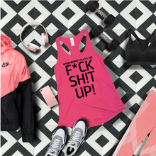 CLEAN - When Britney Plays We F*ck Sh!t Up - Racerback Tank