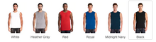 Knockouts- Men's Muscle Tank