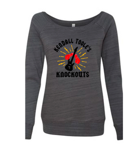 Kendall Toole's Knockouts -Slouchy Sweatshirt