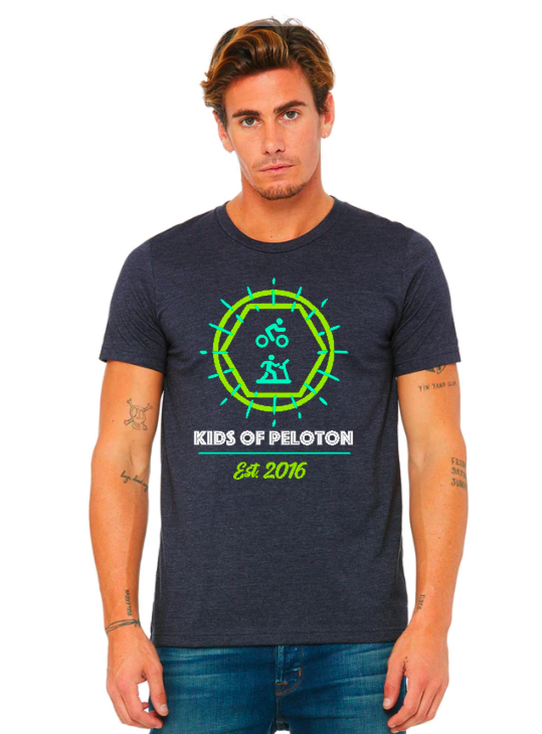 Kids of Peloton Est 2016 - Unisex Tee