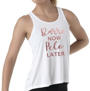 Barre Now Pelo Later -Fly Away Racer