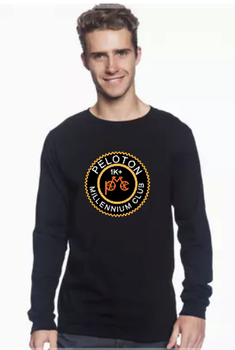 Peloton Millennium Club- Not HRI Long Sleeve