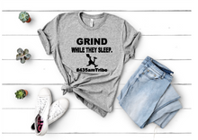 GRIND While They Sleep - #435amTribe- Unisex Tee Shirt