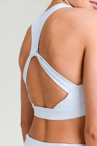 Flying V Racerback Sports Bra