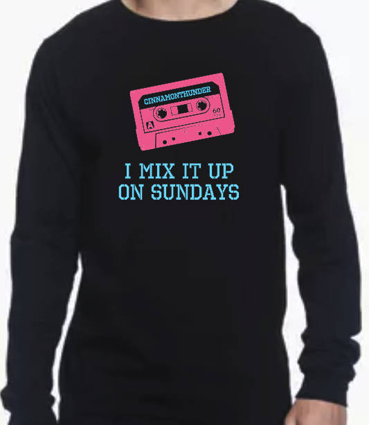 Mix Tape-Long Sleeve