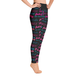These Pants Are Explicit -Yoga Leggings