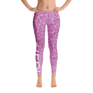 JFDI Glitter Leggings