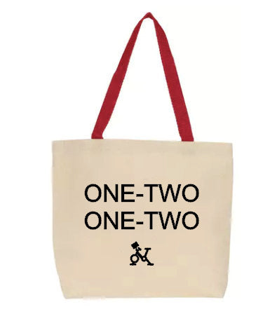 One-Two - Tote Bag