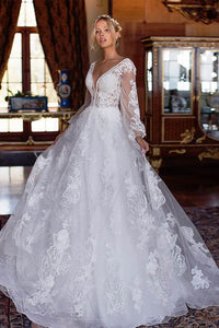 Lace Sequined Princess Dress