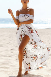 VOKJJ Long Beach Dress - Hellosuitlady