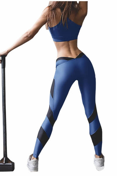 VOKJJ Bodybuilding Pants Twill Yoga Running Pants