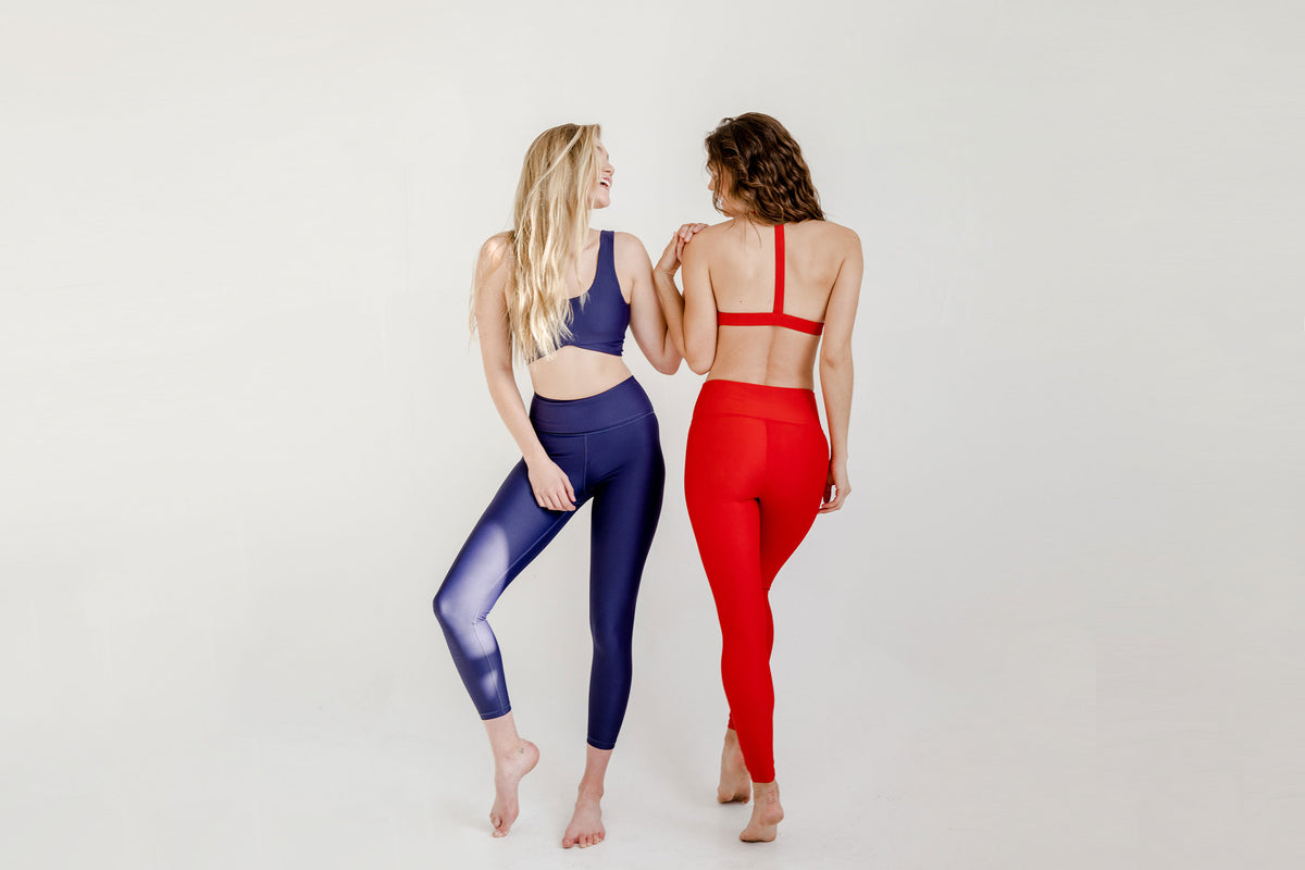 Blank Label Active: Women's Activewear Legging Bundle: 2 Leggings for $90