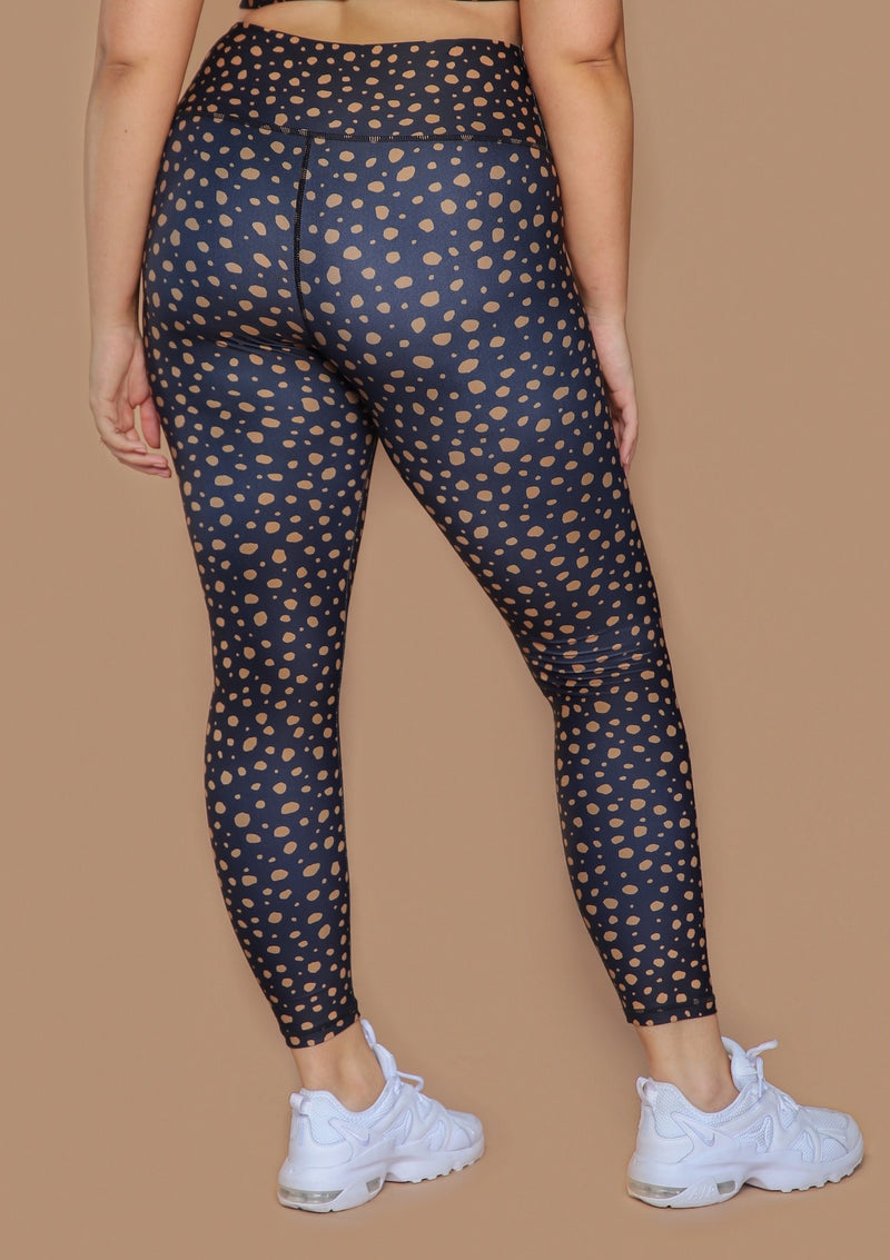 NO. 0111 SUPER HIGH RISE V FRONT- WILD DOT