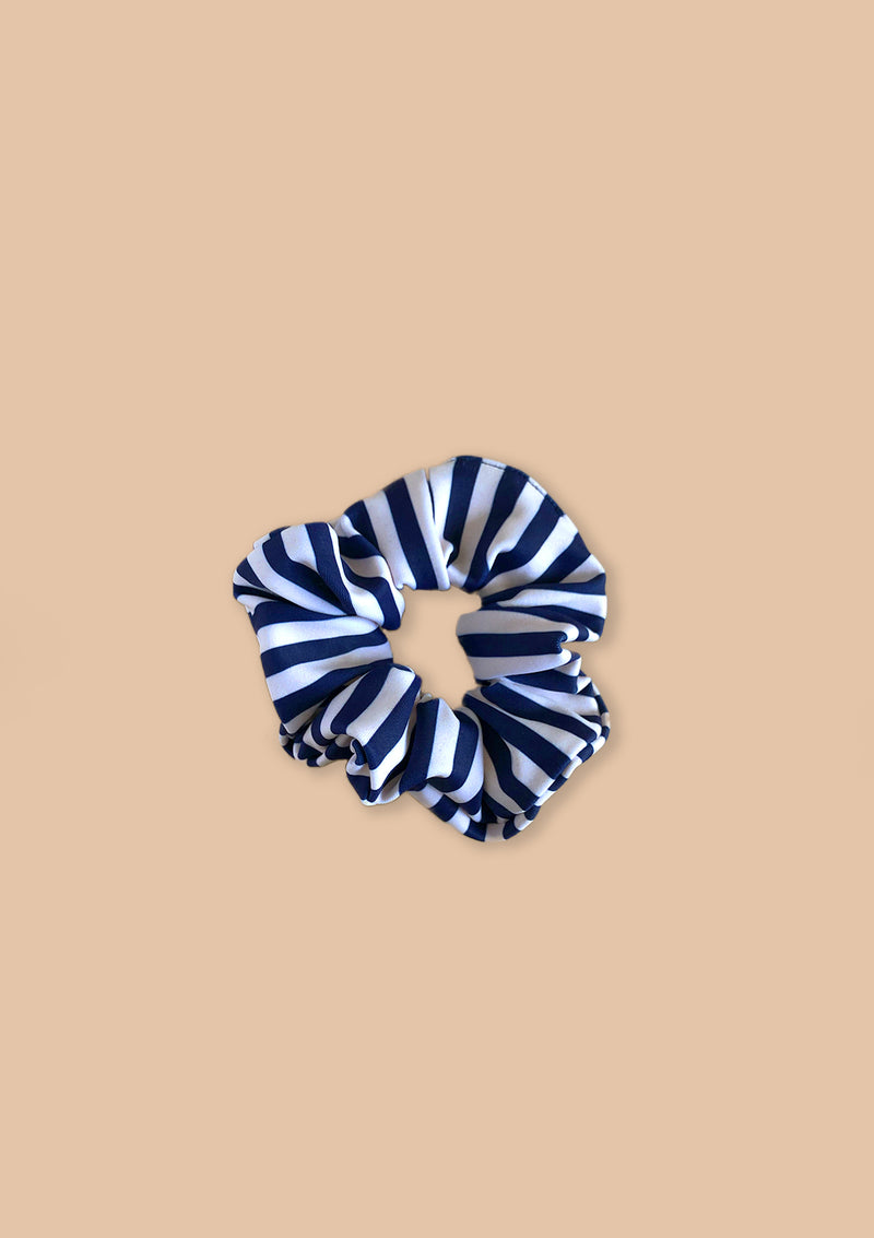 NO. 0151 STRIPE SCRUNCHIE