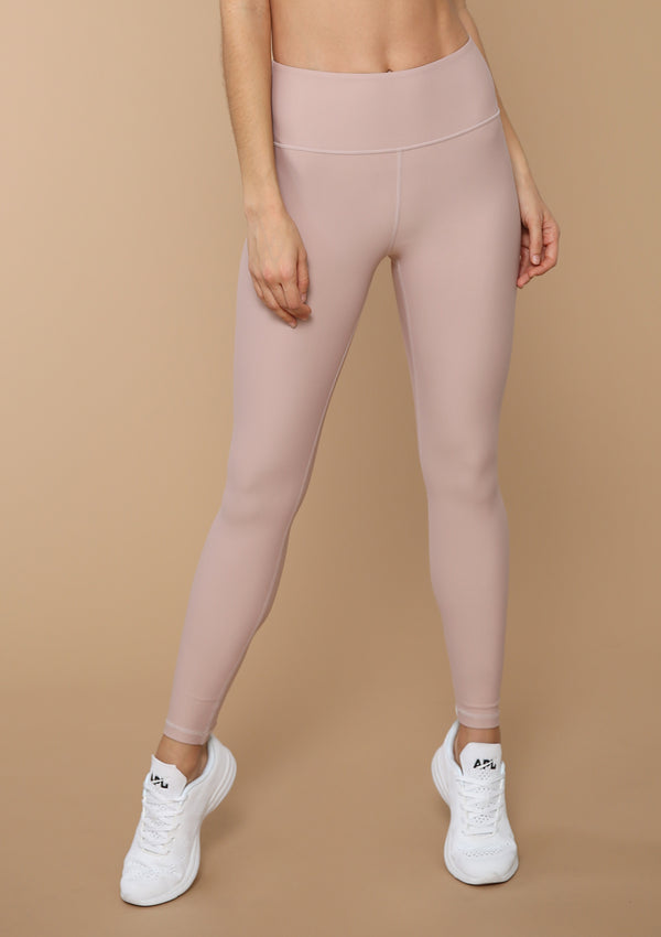 Blank Label Active Legging in the perfect Neutral!
