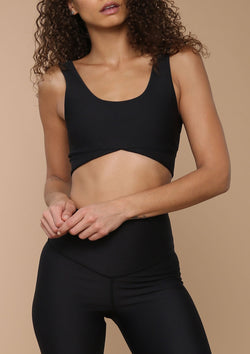 Blank Label Active Sleek Scoop Bra. Made for Mid Performance and Comfort