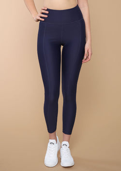 Blank Label Active Highwaist Front Seam Legging