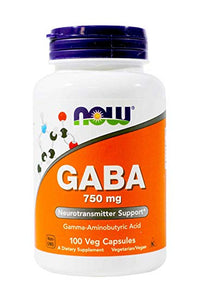 GABA Neurotransmitter Support 750mg