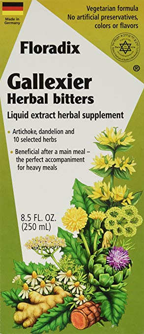 Floradix Gallexier Herbal Bitters