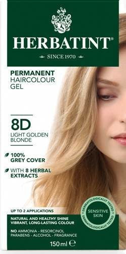 Herbatint Light Golden Blonde