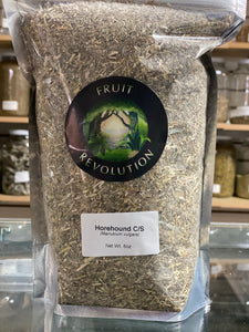 Horehound - Wildcrafted- Cut & Sifted