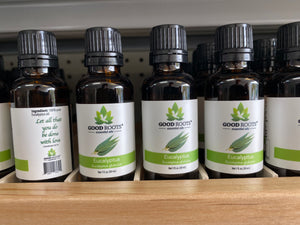 Eucalyptus Oil 1 oz