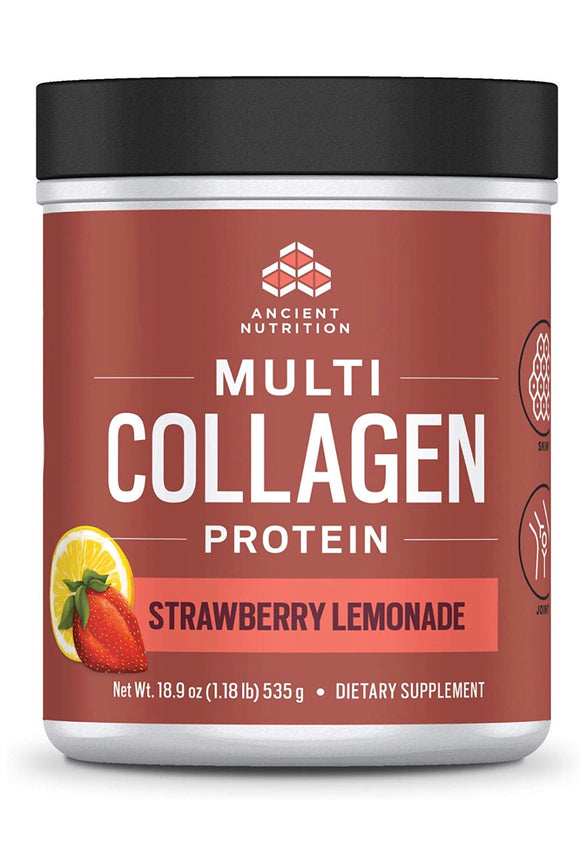 Multi Collagen Protein Strawberry Lemonade