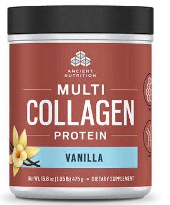 Multi Collagen Protein Vanilla