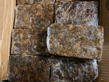 Raw African Black Soap Made In Ghana