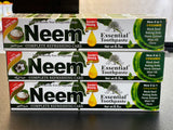 Neem Essential Toothpaste - Fluoride-Free Natural Toothpaste